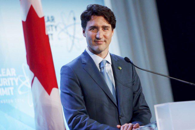 Архивное фото: Джастин Трюдо, Премьер-министр Канады
