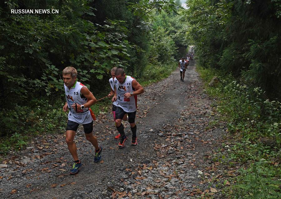 В Чунцине стартовал 14-й Китайский международный открытый чемпионат по горным видам спорта