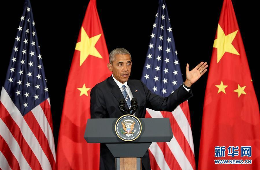 Obama parle de gouvernance mondiale