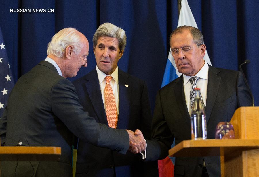 Ряд стран и международных организаций приветствуют договоренность США и России по соглашению о прекращении огня в Сирии