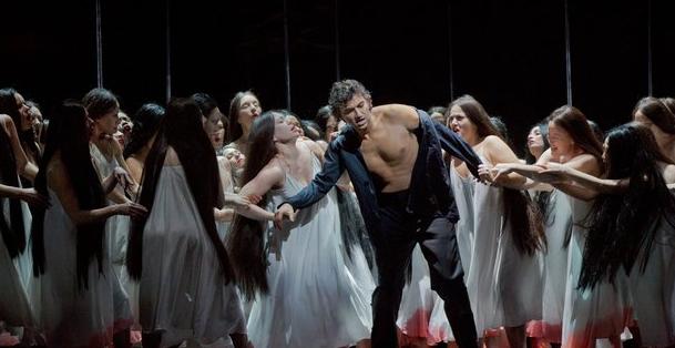 考夫曼出演大都会歌剧院版《帕西法尔》