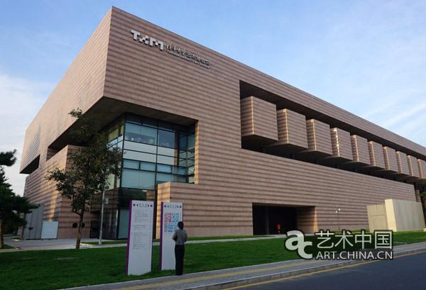 """首次亮相的清华大学艺术博物馆,让人感受到了以""""彰显人文,荟萃艺术"""