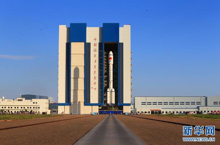 Les préparatifs au lancement de Tiangong-2 avancent