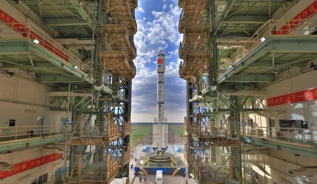 На космодроме 《Цзюцюань》 прошли комплексные испытания всех систем стартового комплекса