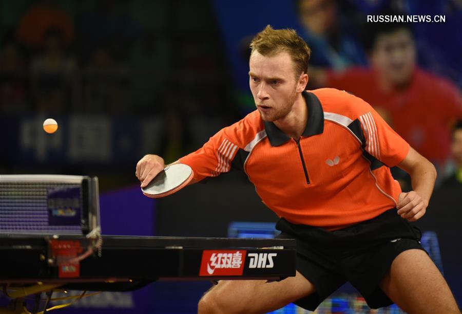 Настольный теннис -- Турнир всех звезд Азия -- Европа завершился победой азиатской сборной