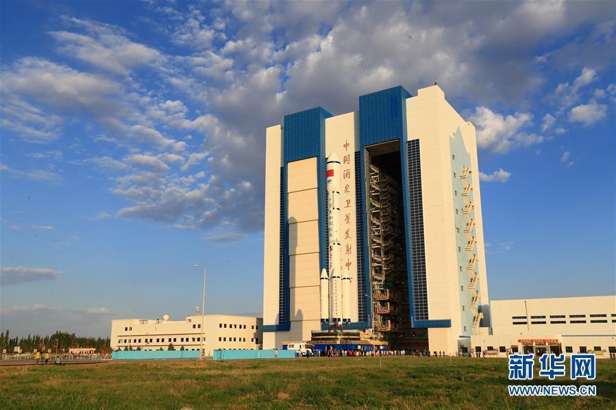 """Запуск орбитального модуля """"Тяньгун-2"""" запланирован на 15-20 сентября"""