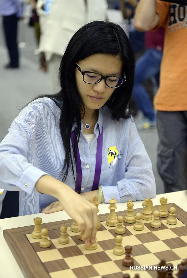 Женская сборная КНР завоевала золотые медали на 42-й Всемирной шахматной Олимпиаде