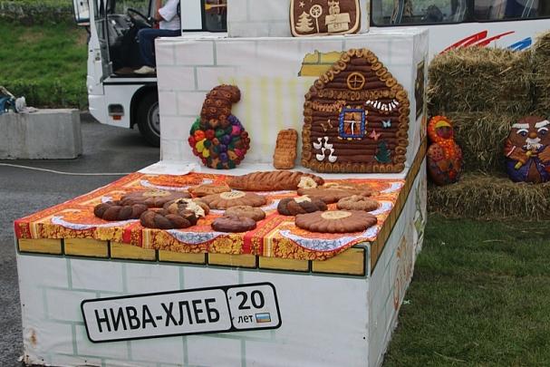 В столице Приморья прошла продовольственная ярмарка