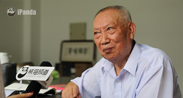 (胡锦矗教授对大熊猫现状表示担忧)