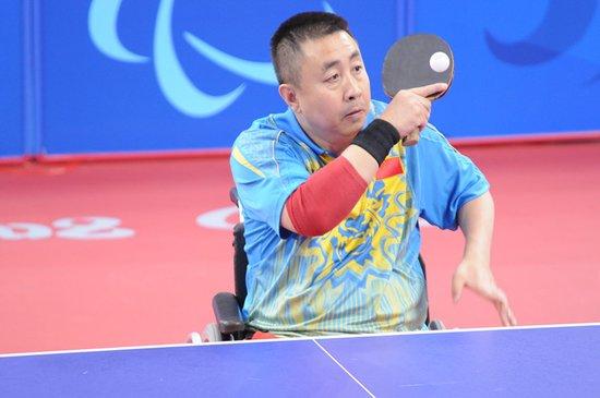 Гао Яньмин, Китайский паралимпиец