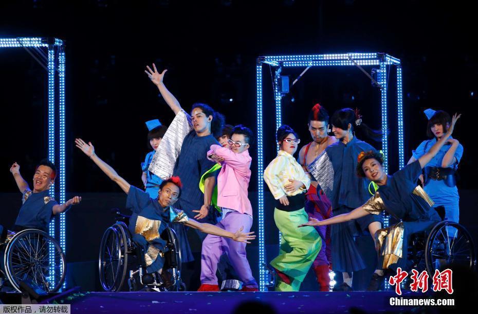 Rio : cérémonie de clôture émouvante et colorée