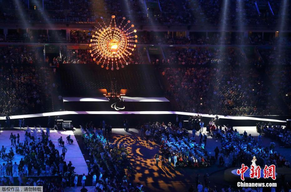 Китай завоевал 239 медалей на Паралимпиаде-2016, 107 медалей - золотые