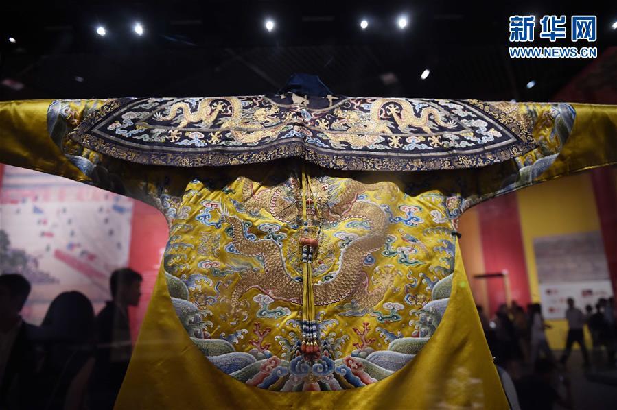 La galería celebra su apertura con una exposición del emperador chino Qianlong