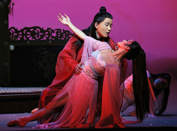 Opera of Chinese literary classic premieres in San Francisco
