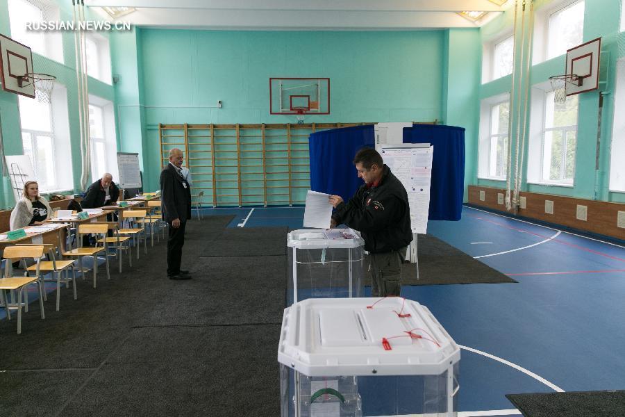 """победа """"Единой России"""" на выборах в Госдуму предоставляет гарантии стабильного развития страны"""