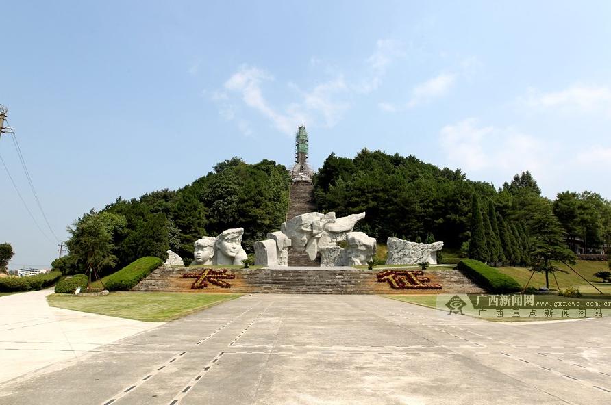 这座小山包是兴安县城内的制高点,兴安人民将这里选作了红军长征湘江战役纪念馆和公园的地址,就是为了告诉后人,牢记为新中国抛头颅洒热血的先烈们,珍惜今天来之不易的幸福生活。