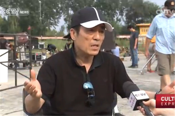 According to renowned director Zhang Yimou, China