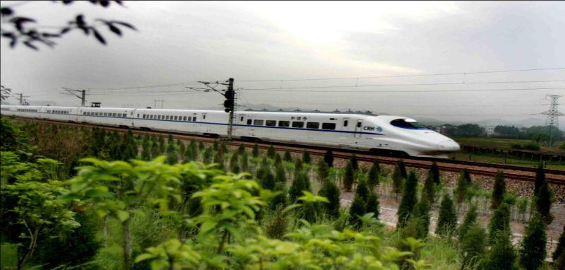 台风 鲇鱼 来袭 南昌铁路局停售78列动车车票