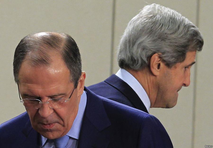 Архив:Россия и США не смогли договориться о перемирии в Сирии