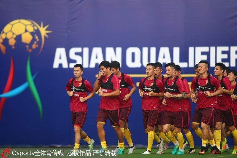Отборочный турнир: cборная Китая сыграет с командой Сирии 6 октября