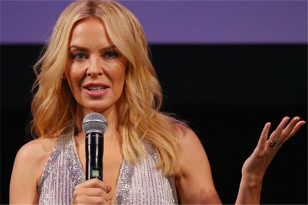 Australian entertainer Kylie Minogue is celebrating her career with an exhibition of her stage wardrobe in her home town of Melbourne.