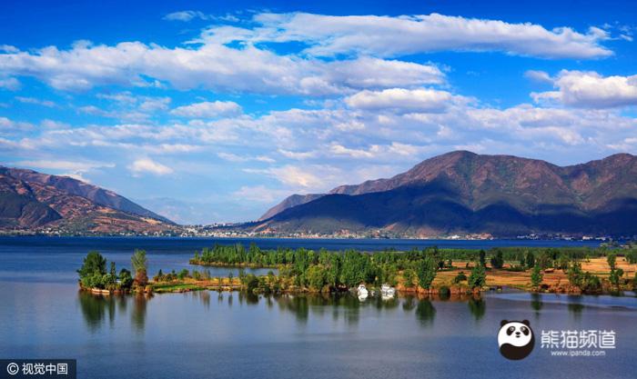 邛海旅游度假区位于凉山州西昌市内,以邛海—泸山国家级风景名胜区