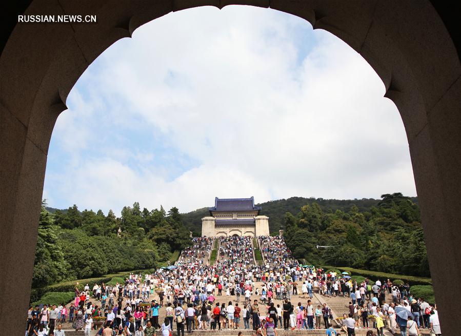 Итоги Золотой недели в Китае: 593 млн туристов