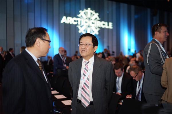 La Chine approfondit son engagement dans les affaires arctiques