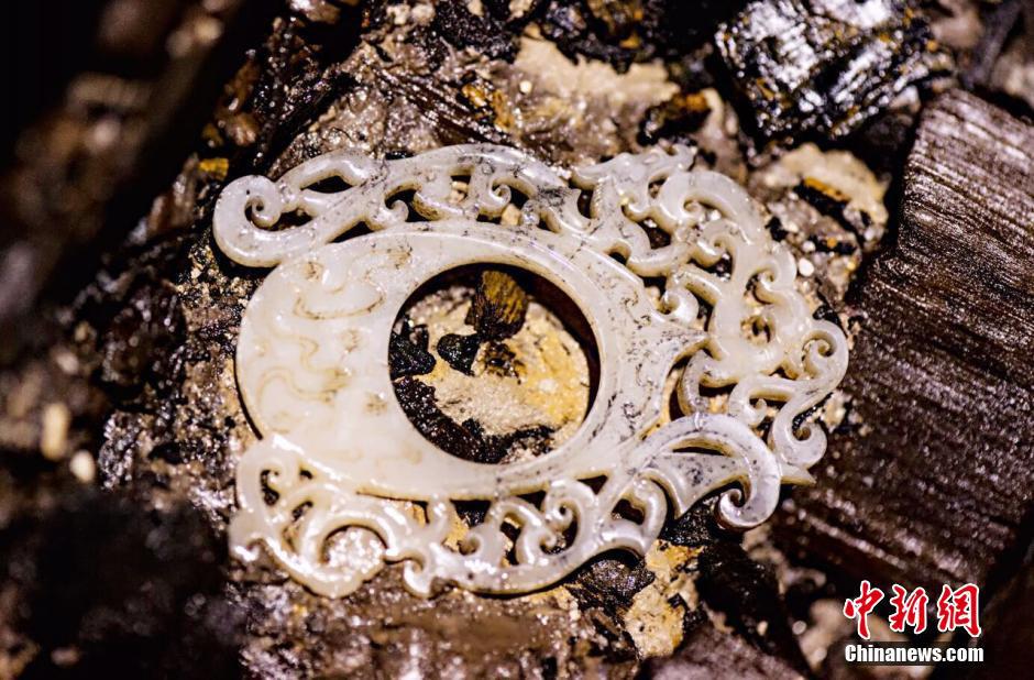 Les fouilles sur le site de Haihunhou dévoilent de nouveaux trésors