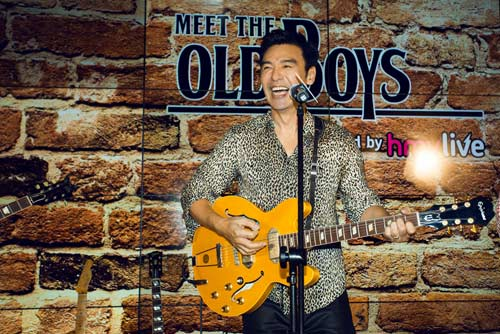 """钟镇涛""""Old boys""""音乐会"""