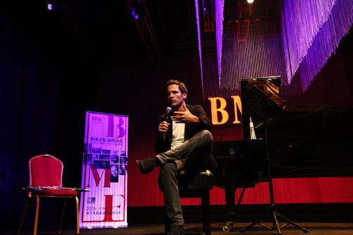 柏林爱乐单簧管首席跨界演绎