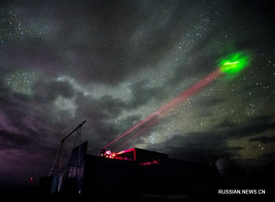 """Спутник квантовой связи """"Мо-цзы"""" будет сдан в эксплуатацию в ноябре -- АНК"""