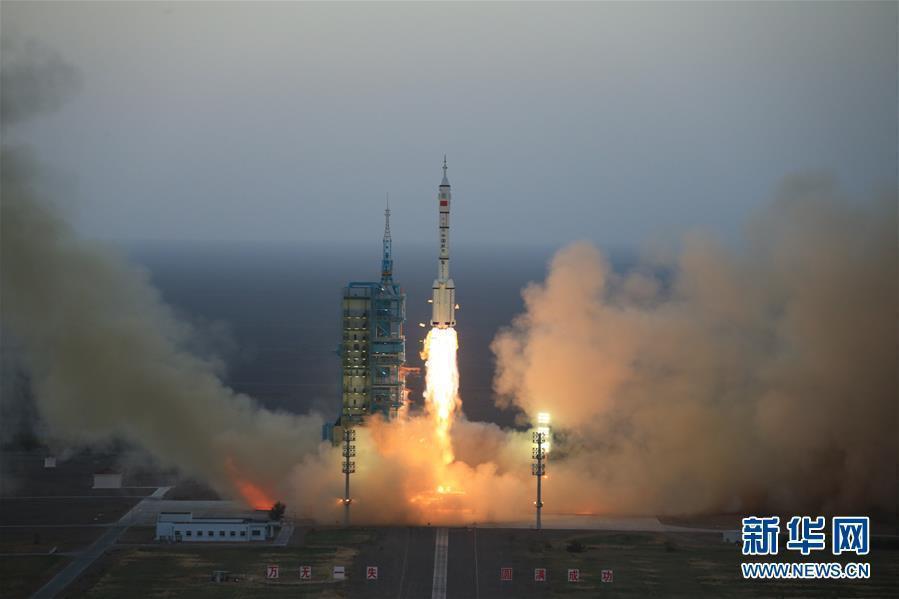 """Российские эксперты поздравили Китай с успешным запуском """"Шэньчжоу-11"""""""