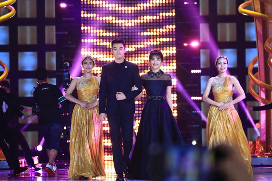 Actor Hu Ge becomes the biggest winner of the TV drama evening