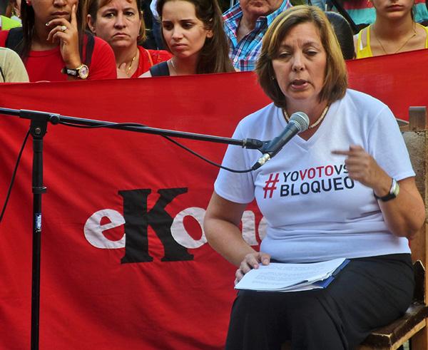 La comunidad estudiantil de Cuba organiza una serie de eventos para reclamar el fin del embargo