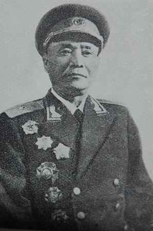 张明远少将(资料图)