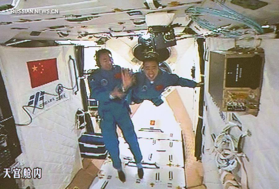 Российский эксперт: сложнее обстоит дело с психологической совместимостью членов экипажа на космической станции
