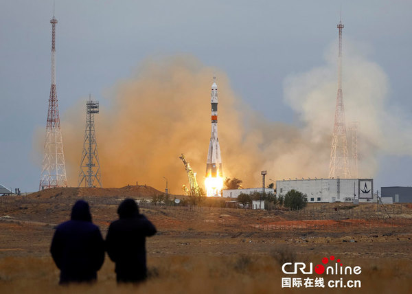 """Космический корабль """"Союз МС-02"""" вышел на орбиту и взял курс на МКС"""