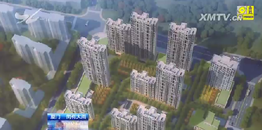 新阳居住区两栋住宅楼封顶 一期工程预计2018年8月建成投用