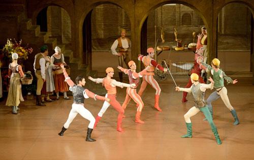 斯图加特芭蕾舞团