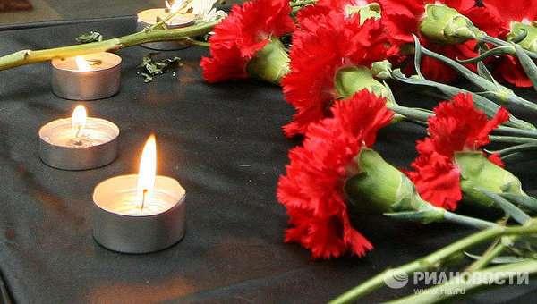 В регионе объявили траур по погибшим при крушении Ми-8