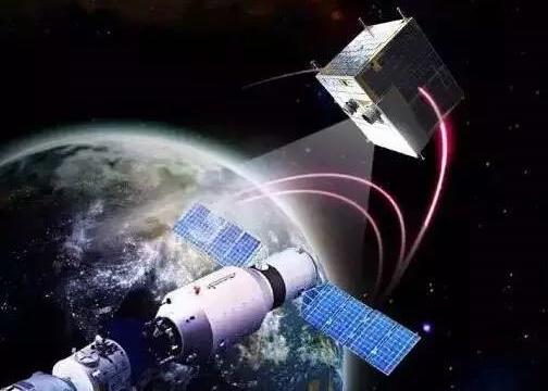 """Китай запустил спутник с борта орбитальной станции """"Тяньгун - 2"""""""