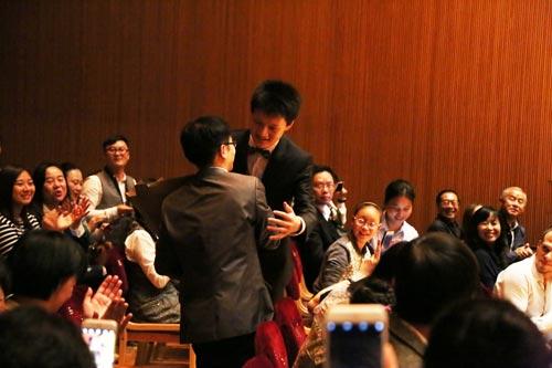 鞠小夫上海举办钢琴独奏音乐会