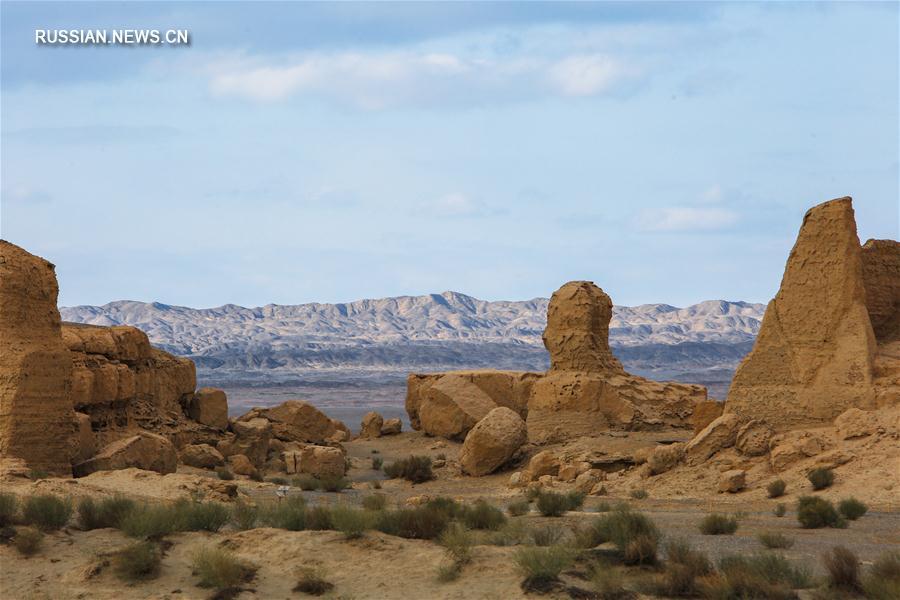 Осень в пустыне