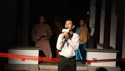 东山文化传媒发展有限公司董事长罗敏圣