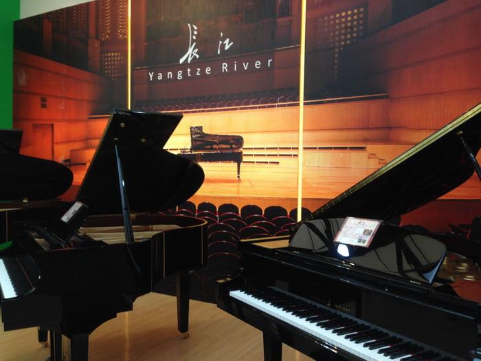 В Шанхае стартовала Международная выставка музыкальных инструментов