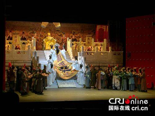 Классическую оперу Джакомо Пуччини в Женеве представил Китайский национальный оперный театр