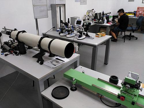 测试 望远镜 倍数 不同/不同倍数望远镜测试