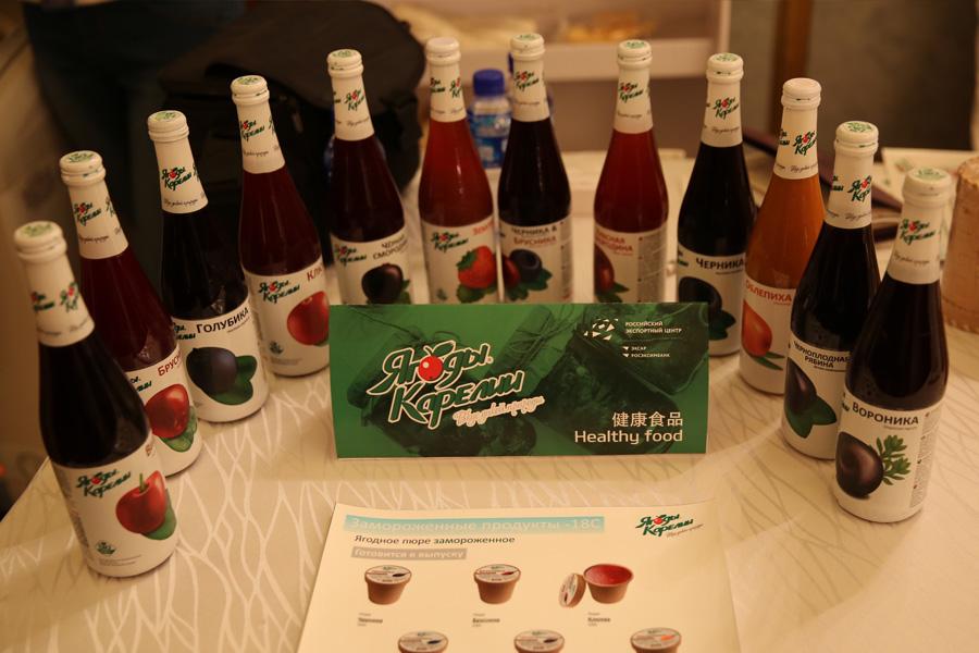 В Пекине открылась Российская гастрономическая неделя