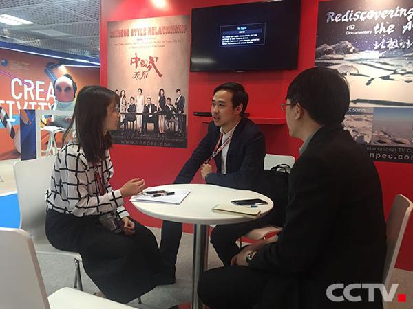 中国国际电视总公司参加秋季戛纳电视节拓展海外市场图片